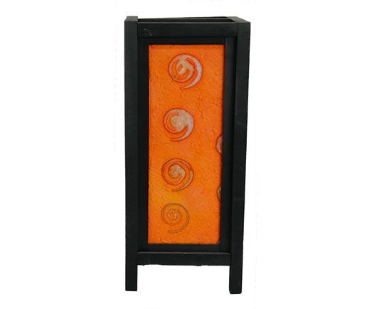 exhibitionist-store-auckland-lamp-paper-orange-swirl